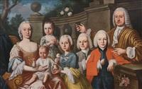 ritratto di famiglia by carlo amalfi