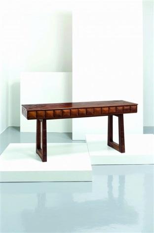 Tavolo da parete by Paolo Buffa on artnet