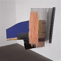 untitled (in 2 parts) by jessica stockholder