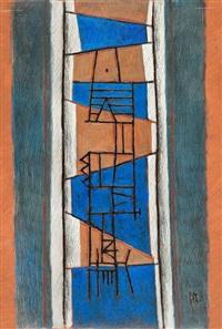 ritmos de azules (blaue rhythmen) by alberto delmonte