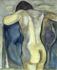 desnudo de espaldas by cristobal ruiz pulido