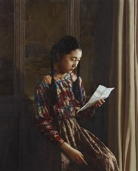 letter by xiao qing