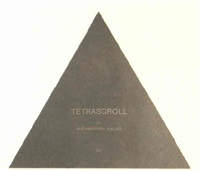 tetrascroll by buckminster fuller