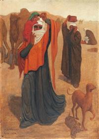 la femme de l′emir by marcel amiguet