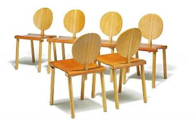 fiora side chairs set of 6 by gigi sabadin
