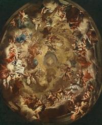 die apotheose des heiligen kajetan by jackob zanusi