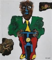 in bicicletta by giorgio chiesi
