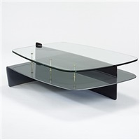 coffee table from untitled no. 3, chicago, illinois (collab. w/mark sexton) by ron krueck