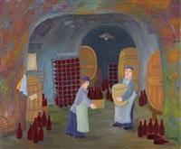 arbete i vinkällaren by lennart jirlow