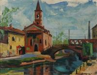 la chiesetta di san cristoforo by attilio alfieri