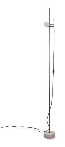 lampada a piantana serie 255 by tito agnoli