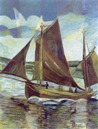 sailing by jeanne rij-rousseau