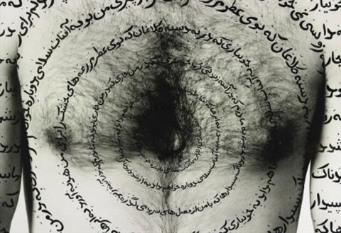 careless by shirin neshat