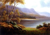 ullswater (+ derwent water; pair) by everett w. mellor