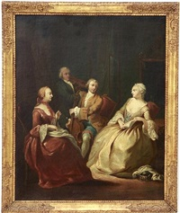 the concert by pietro longhi
