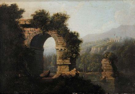 paesaggio roccioso by carlo bonavia