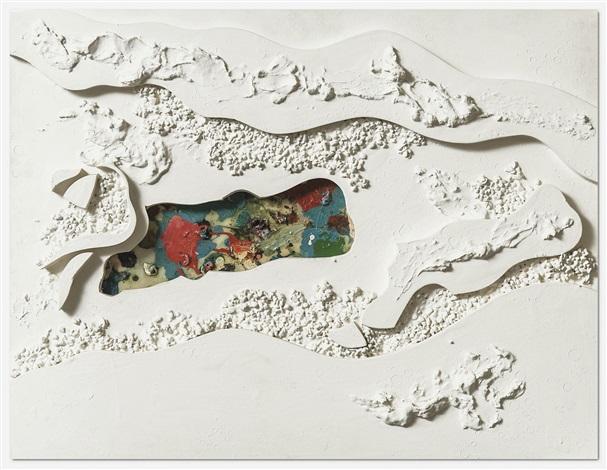 seagreen lake by paul van hoeydonck