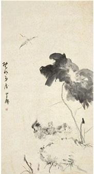 荷塘清趣 by wang xuetao
