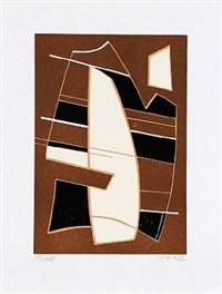 concrete abstraction by alberto magnelli
