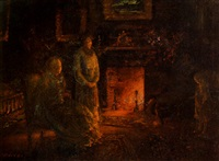 the family hearth by william arnold eyden