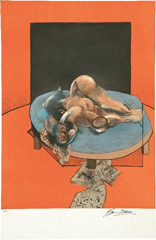 study of the human body by francis bacon