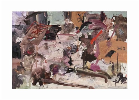 peasouper by cecily brown