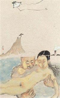 水性 no.3 by lei ziren