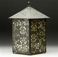 hanging lantern by riviere studios