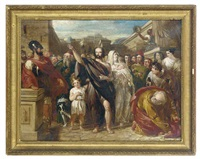 the banishment of aristides from athens by benjamin robert haydon