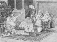 inside the harem by c. filosini