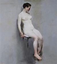 裸体 (nude) by guo runwen