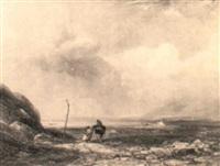 an der küste by georg niemann