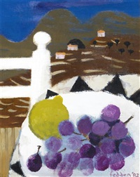 spanish still life by mary fedden