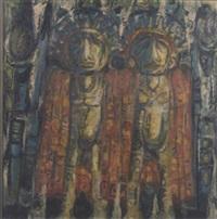 tribal couple by rabin mondal