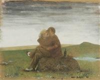 abrazo en el campo by matías quetglas