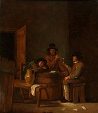 escena de taberna by david