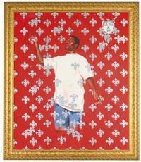 passing/posing: series #2 by kehinde wiley