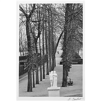 parc de saint-cloud by edouard boubat