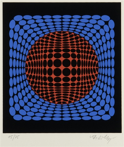1 planetary no 2 4 works 2 others 6 works by victor vasarely
