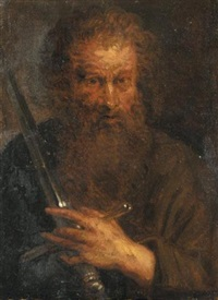 saint paul by gioacchino assereto
