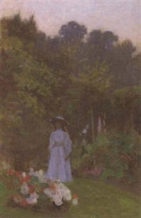 the garden by benjamin haughton