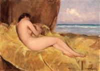 nudo di donna by alberto cecconi