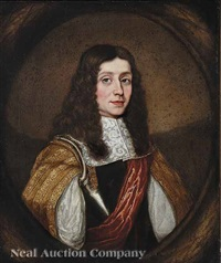 henry frederick howard by william dobson