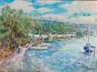 paisaje costero by alejandro alexandre