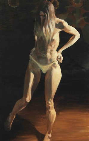 questionable pleasure 1 by eric fischl