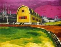gula huset by gunnar loberg