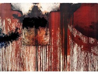 sin titulo by hermann nitsch