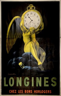 longines by leonetto cappiello