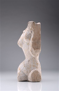 weiblicher torso by frank maasdorf