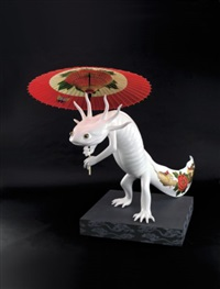 salamander by yuki inoue